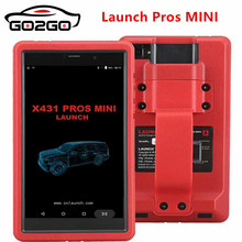 2017 Newest Launch X431 Pros MINI Diagnostic Tool with Bluetooth & WIFI 2years Free Update