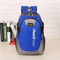 Large Capacity Casual Nylon Backpack Junior Middle School Students School Bag Travel Organizer Laptop Backpacks For Men Women