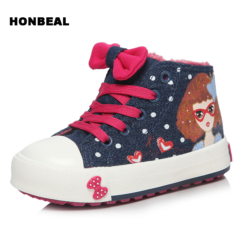 4964e2c1 2017 Kids Children Sneakers Boots Kids Canvas Shoes Girls Boys Casual Shoes  Mother Best Choice Baby Shoes Canvas Special Sale-in Sneakers from Mother &  Kids ...