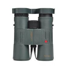 лучшая цена Compact 8x42 Binocular HD Waterproof lll Night Vision Wide-angle Binoculars Outdoor Camping Hunting Bird-watching Telescopes