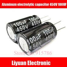 1x 100uf 450 V Rubycon Condensateur électrolytique 450v100uf mise à niveau 400v100uf