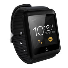 Bluetooth Smart Watch U11 Uwatch Smartwatch für ios Android Uhr Sim-karte für iphone Samsung HTC GPS Stoppuhr BT fernbedienung