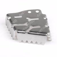 Venta CNC Palanca de Freno Pedal Paso Plate Consejo Ampliar Para KTM 1190 Adventure 2013 UP