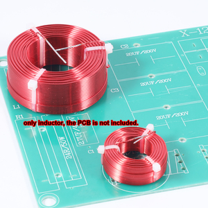 Image 5 - 1pcs 1.0mm 2.0mH 3.6mH Audio Amplifier Speaker Crossover Inductor 4N Oxygen Free Copper Wire Coil #Red
