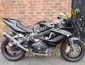 Hot Sales,Full Black Fairing for Honda VTR1000F 1997-2005 97 98 99 00 01 02 03 04 05 VTR 1000F ABS fairing on sales