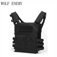 Hunting Tactical Accessoris Body Armor JPC Plate Carrier Vest Multicam Ammo Magazine Chest Rig Airsoft Outdoor Clothes Gear