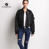 Курточка бомбер 2017, женская обувь для подиума куртка Элитный бренд Зимние черные сапоги Пальто для будущих мам