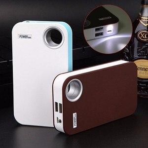 Image 2 - 1Pc Diy Usb Mobiele Power Bank Lader Case Pack 5*18650 Batterij Houder Voor Telefoon