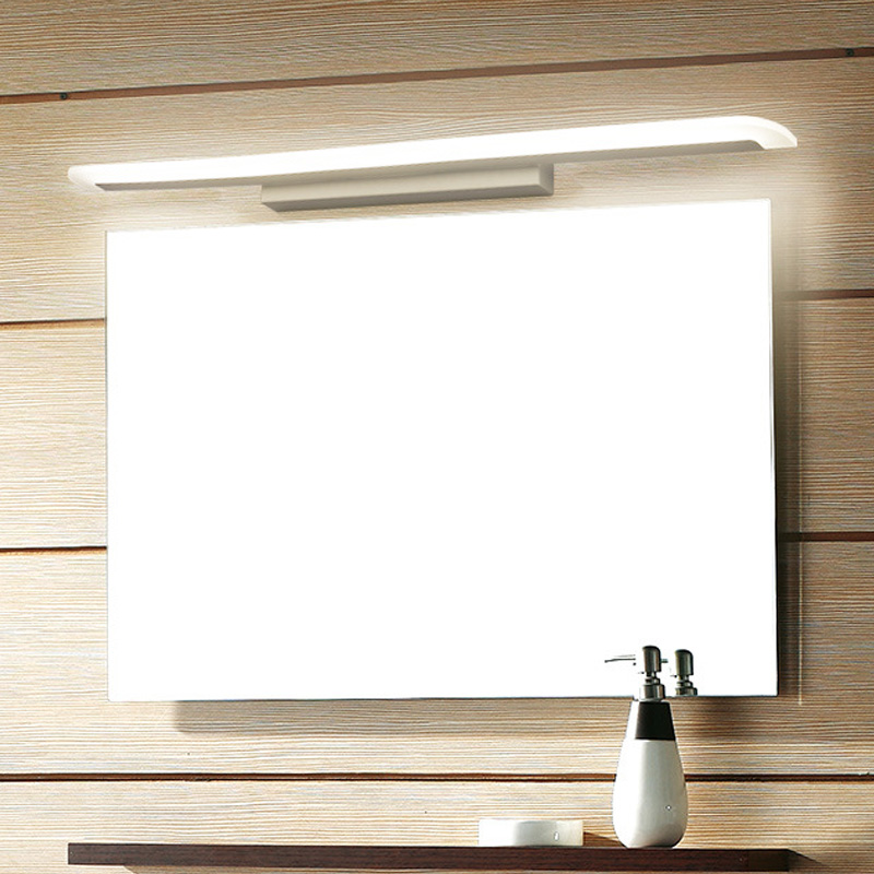 Modern Mirror Headlight LED Light Fixtures / Home Makeup Mirror Dressing Table Wall Lamp Brief Wall Sconce Lamps Decor CraftsModern Mirror Headlight LED Light Fixtures / Home Makeup Mirror Dressing Table Wall Lamp Brief Wall Sconce Lamps Decor Crafts