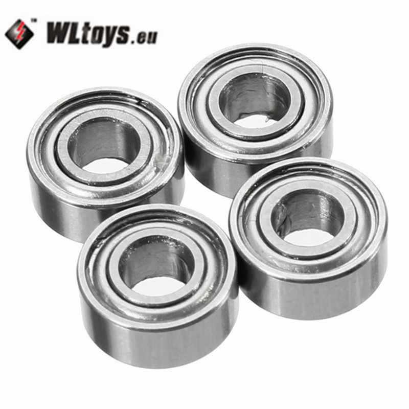 original WLtoys V950 RC Helicopter Parts Bearings  2.5 V.2.V950.006 For RC Toys Models high quality 5 x new wltoys v911 rc helicopter parts 200mah 3 7v li poly battery toys wholesale