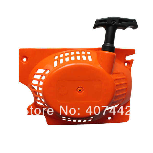 Chainsaw spare parts Easy Starter with Starter Pulley Fits 45CC 52CC 58CC Chainsaw petrol chainsaw spare parts chain saw carry case storage bag for saws with 12 to 20 guide bar length 58cc 52cc 45cc
