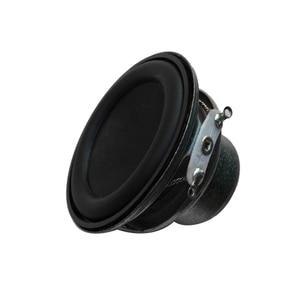 Image 3 -  1PCS Full Range Speaker 45mm 18 core 4 ohm 8 W NdFeB magnetic full frequency speaker  DIY Portable Bluetooth Speaker