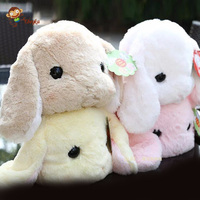 Hot Cute Rabbit Backpack Kids Soft Plush Animal Lolita Doll Toy Bag Lady Kawaii Long Ears