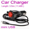 5V 2A Mini USB Car Charger Cigarette Lighter For DVR Camera GPS Car Radar For Samsung For Xiaomi For Android Mobile Phone