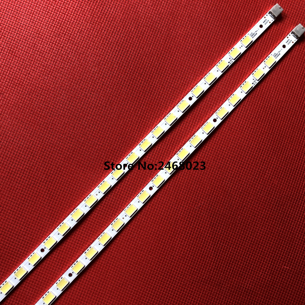 Led Bar Lights Romantic 4 Pieces Kdl-40ex700 Lk400d3la8s Led Backlight Bar Sled 090907 Ae4060b Runtk 4335tp 109-014-62 Runtk4335tp 455mm 43 Leds Elegant And Graceful Led Lighting