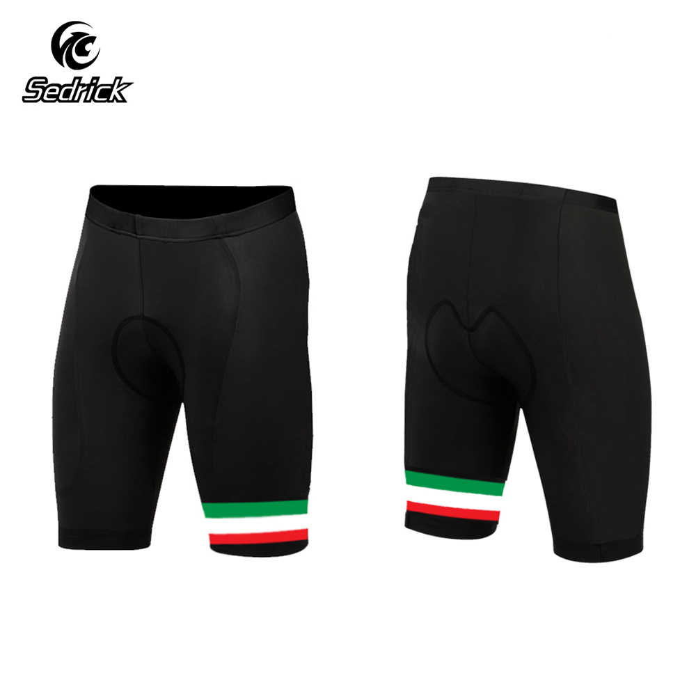 Sedrick Zomer Mannen State Stijl Fietsen Padded Shorts Mtb korte Panty 3D GEL Pad Fiets Riding Wear Shorts Ropa Ciclismo