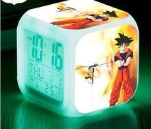 Dragon Ball Alarm LED Clock
