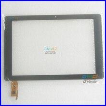 1 шт./лот черный новый для 10.8 «Chuwi HI10 плюс CWI527 Планшеты сенсорный экран Панель планшета Стекло Сенсор Замена Бесплатная доставка