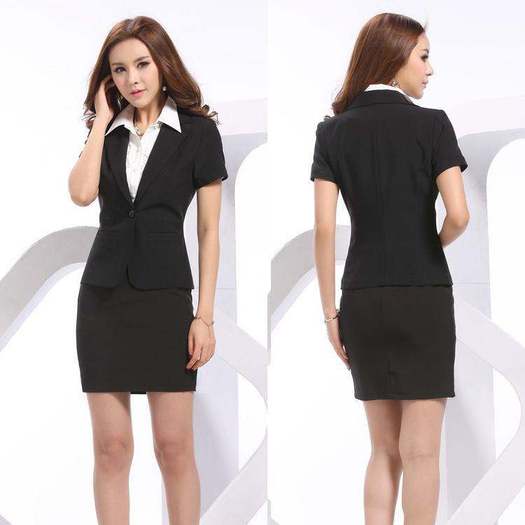 High Quality Fashion Office Uniform-Buy Cheap Fashion Office ...