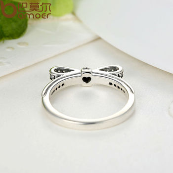 Sparkling Knot Micro Pave Ring3