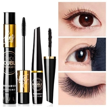 Eye Mascara Silk Grafted Fiber Curling Non-Dizzy Lasting Dense Set Long Waterproof 4D kit maquiagem completo