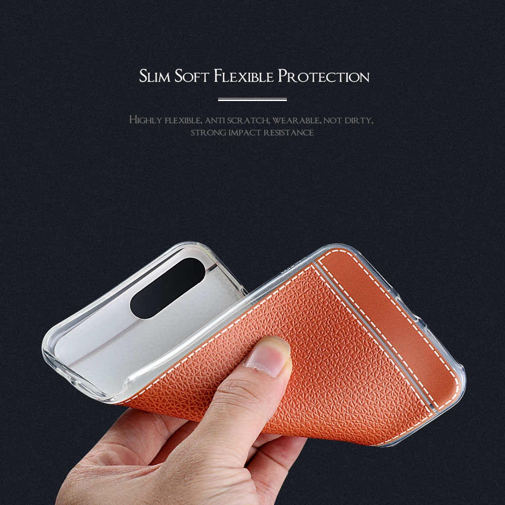 TPU Leather Case For Sony Xperia M4 Case M5 L1 E5 M2 C6 C4 C3 E3 E2 T3 Z Z1 ZR S39H L36H M36H Covers Back Housing Silicone Coque