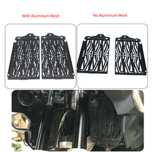 Black for BMW R1200GS 2013-2017/ R 1200 GS Adventure 2014 2015 2016 2017 R1200GS Radiator Grills Grille Guard Cover Protector