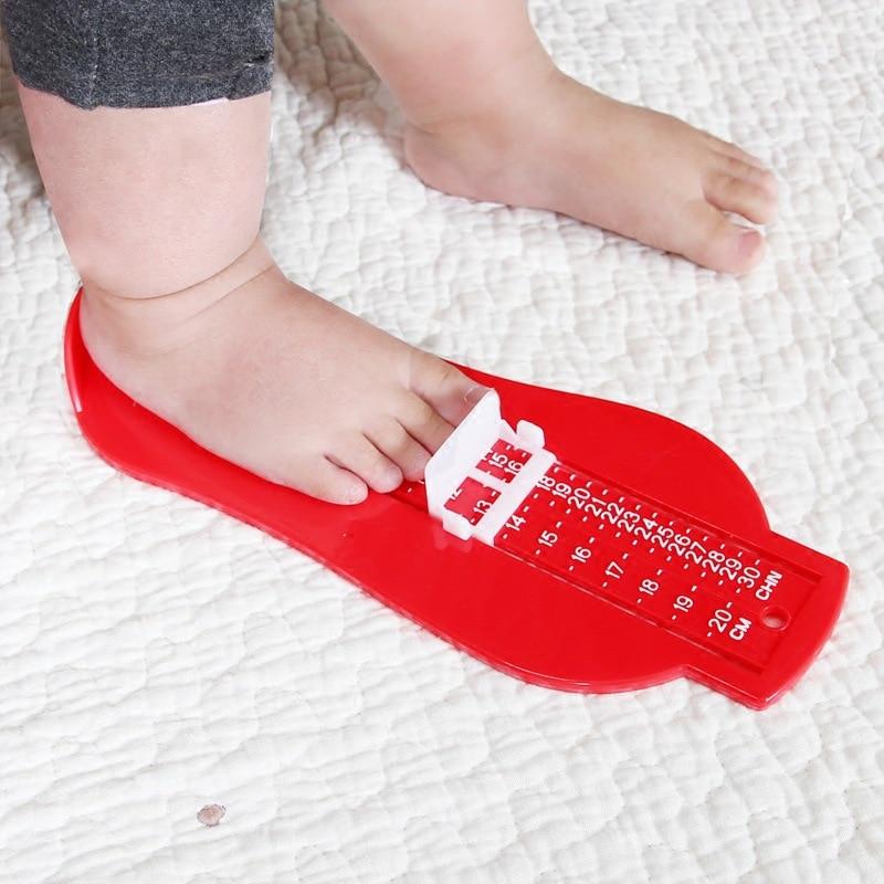 New 0-20cm Children Feet measure Foot measurement for baby shoes caculator chidren foot measure gauge P31