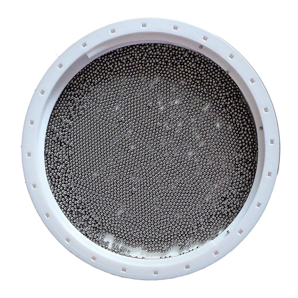1000 PCS 4.5mm G16 Hardened Carbon Steel Bearing Ball