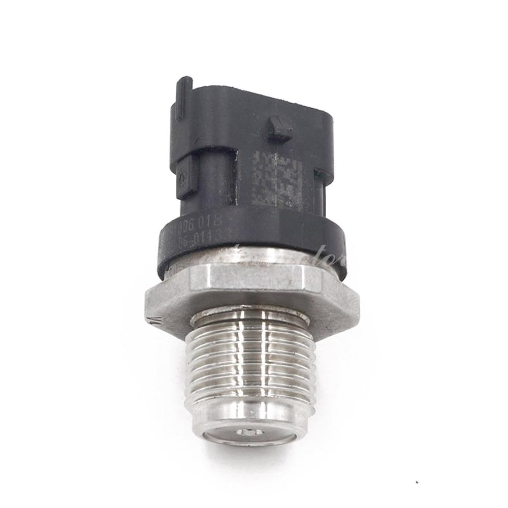 US $53 94 13% OFF New 4PCS Fuel Injection Rail Pressure Sensor Fits 2006  Ford 3 0 Mazda 2 5 3 0 0281006018 Genuine-in Oil Pressure Regulator from