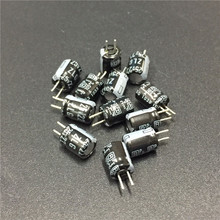 100pcs 22uF 25V RUBYCON ZLG 5x7mm Low Impedance Low ESR 25V22uF Aluminum Electrolytic Capacitor