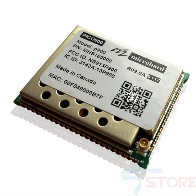 Microhard P900 PICO900 1W 900 MHz módem inalámbrico UAV Radio módems enlace de datos