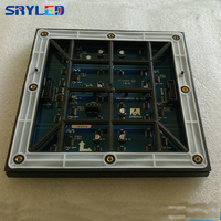 p6 smd full color led display module 32*32 pixel 1/8 scan for led rgb sign outdoor led panel P6