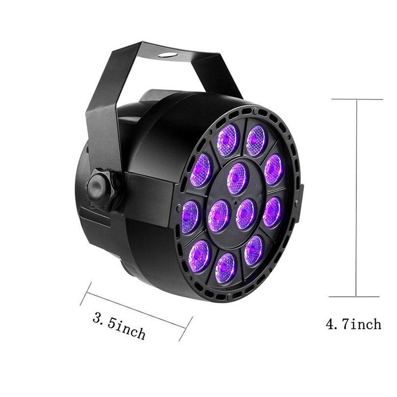Auto-Sound-Active-DMX512-Master-slave-UV-LED-Stage-Light-LED-Par-DJ-Equipments-Ultraviolet-Led