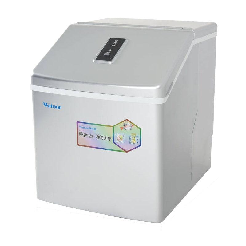 Zielstrebig Automatische Wasser Intake Ice Cube Maker Maschine Für Wasser Tee Saft Bar Bequemes GefüHl Kühlschränke Und Gefriergeräte Eismaschinen