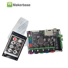Makerbase STM32 МКС Робин интегральная схема плата Робин контроллер материнской платы с TFT дисплей закрыт источник программного обеспечения