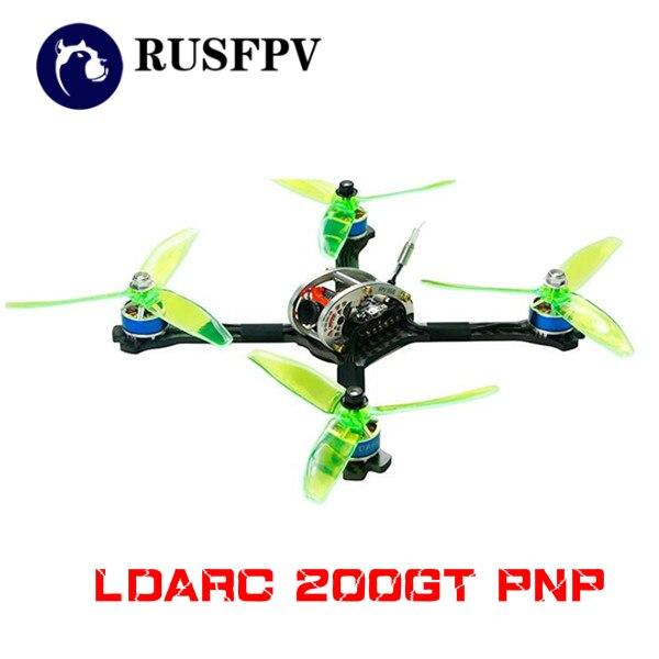 LDARC 200GT 200mm F4 OSD FPV Racing Drone BLheli_S 5.8G 16CH 25 mW 100 mW VTX 600TVL PNP