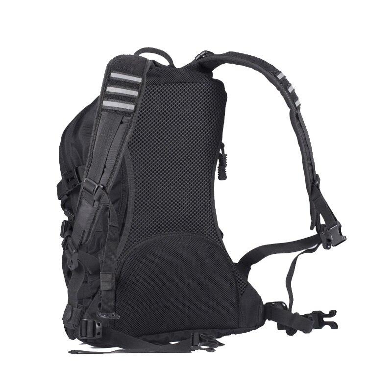1 PC Nitecore BP20 Multi-PurposeEvery Day Tactical Backpack Side 20L Wear 1000D Nylon Fabric Waterproof Coating Toosl Bag