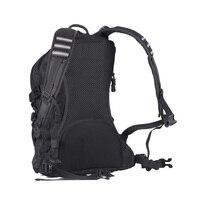 1 PC Nitecore BP20 Multi PurposeEvery day tactical backpack side 20L wear 1000D Nylon fabric waterproof coating Toosl bag