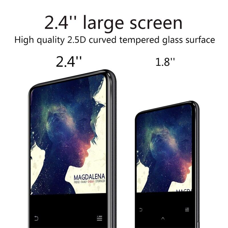 2.4'' screen