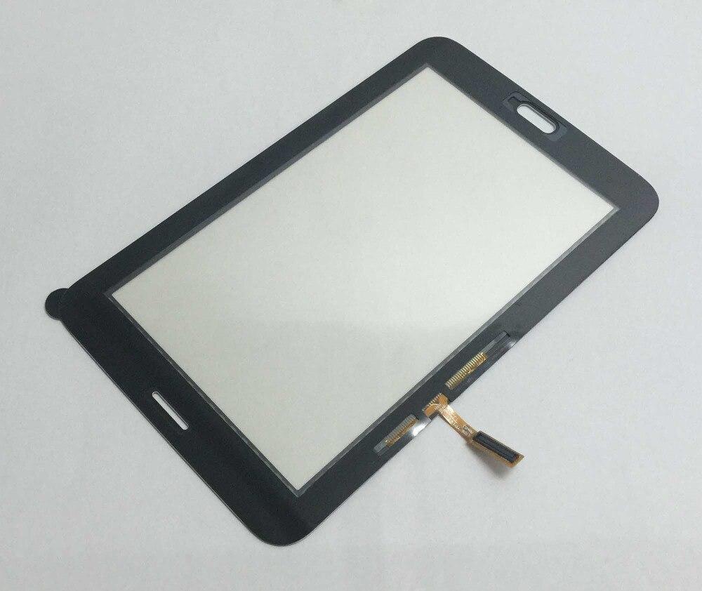 Negro Blanco Pantalla Tctil Panel Sensor Digitalizador Vidrio Para Samsung T111 Galaxy Tab 3 Lite White Compatible Parasamsung 70 Sm