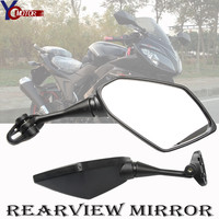 CNC mirror Motorbike for APRILIA GPR125 RS 125 RSV4 Factory suzuki M109R S40 GZ250 C109r accessories rearview motorcycle mirrors
