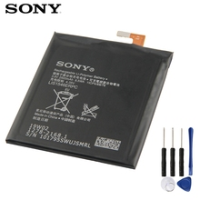 Original Replacement Sony Battery LIS1546ERPC For SONY Xperia C3 S55U S55T Genuine Phone 2500mAh