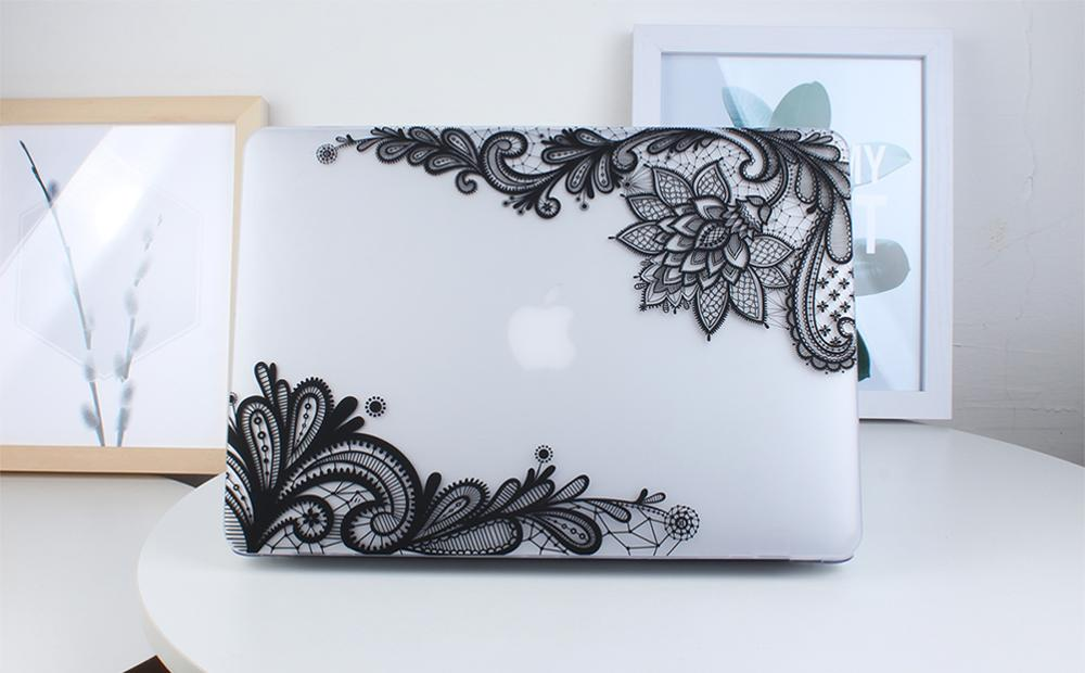 Batianda Rubberized Hard Cover Case for MacBook 64
