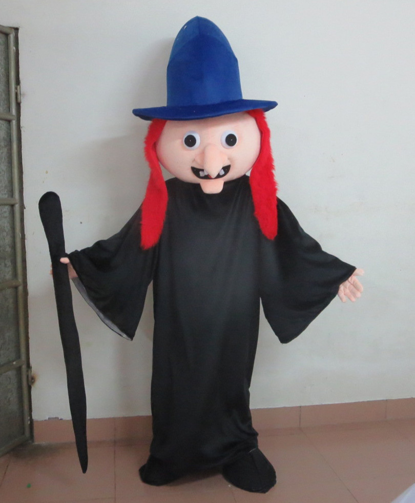 Popular Old Witch Costume-Buy Cheap Old Witch Costume lots from ...
