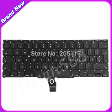 "LAPTOP KEYBOARD FOR Apple Macbook Air 11.6""A1370 German Keyboard 2011,ALL NEW !5pcs/lot"