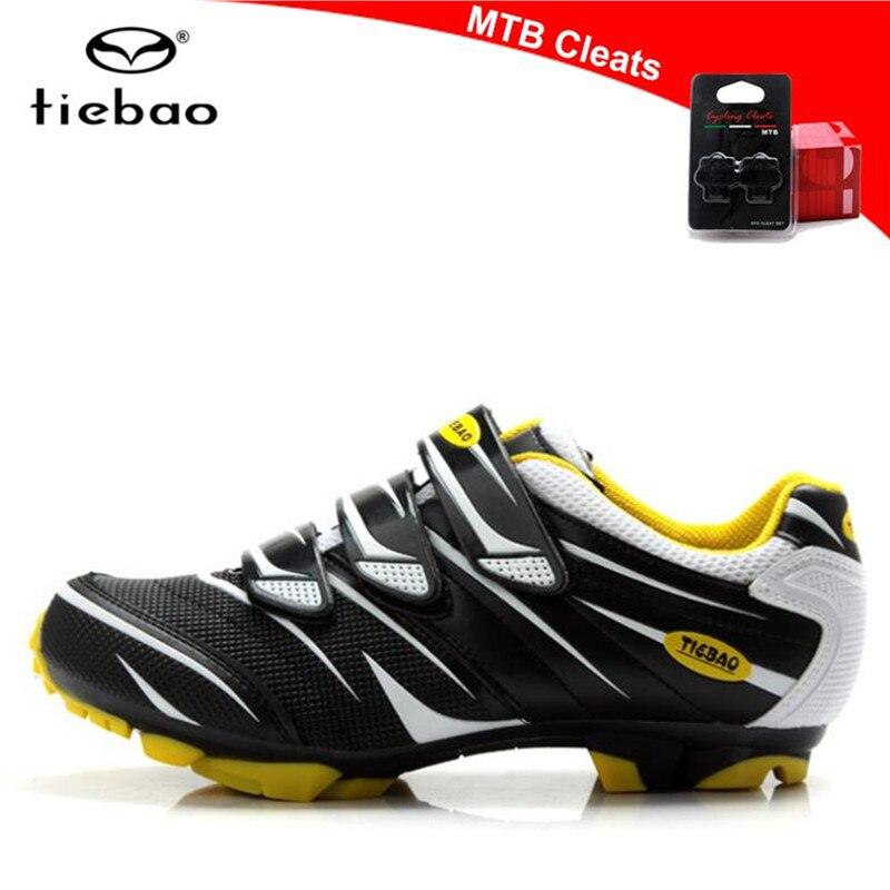 TIEBAO Cycling Shoes sapatilha ciclismo MTB 2019 zapatillas hombre deportiva superstar Mountain bike shoes men sneakers