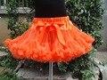 Holiday Hot Sale pettiskirts tutu princess girls chiffon fluffy kids skirts for teens KP-PETS-048