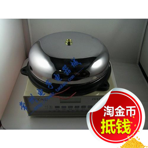 ФОТО Wholesale Shanghai Zhuo ZYT22 school factory automatic bell instrument / bell device with 8 inch strike bell