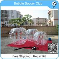 Бесплатная доставка 1,5 м надувной Human Hamster мяч, бампер, Футбол мяч для продажи